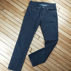 📣2/36$📣 Levi's 511 men's dark wash jeans